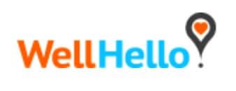 wellhello logo