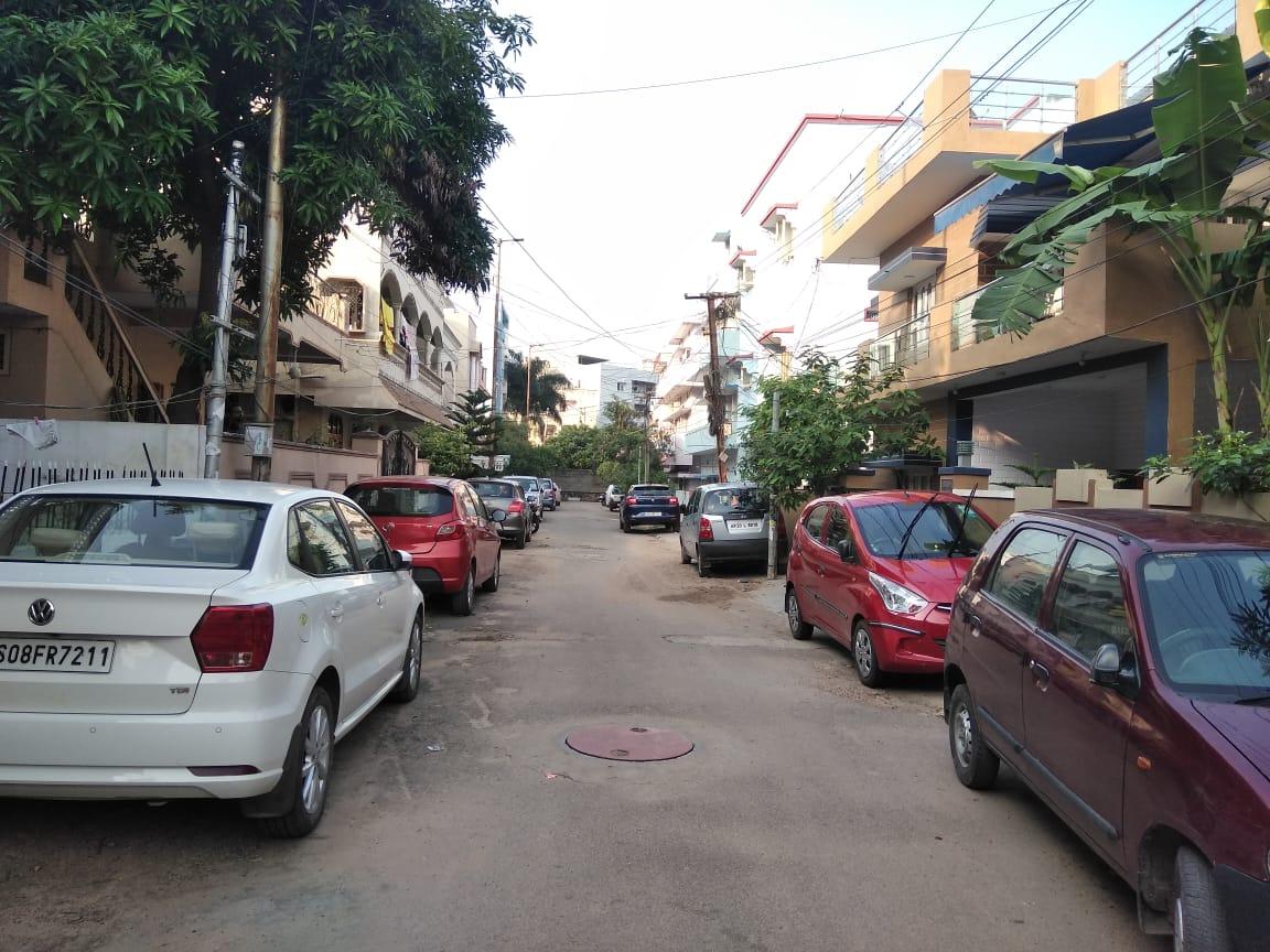 Reclaim Open Spaces For Children: Car Parking