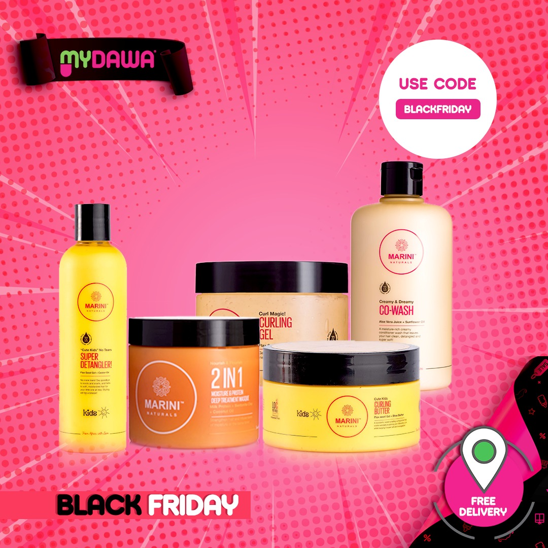 Marini Naturals Black Friday offer