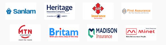 MYDAWA Insurance providers