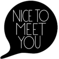 IT'S NICE TO MEET YOU