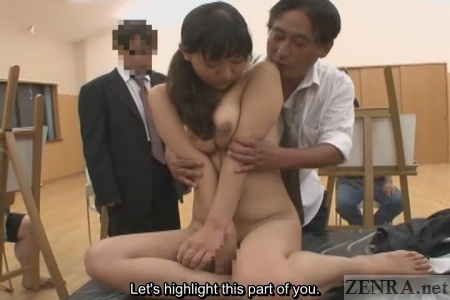cmnf wife stripped