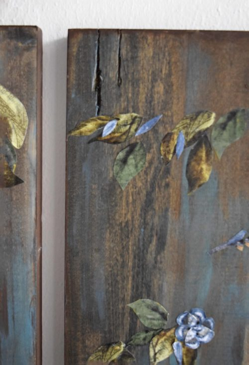 Diy Pottery Barn Inspired Chinoiserie Art Panels A Fun