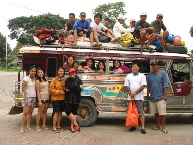 Byaheng Norte
