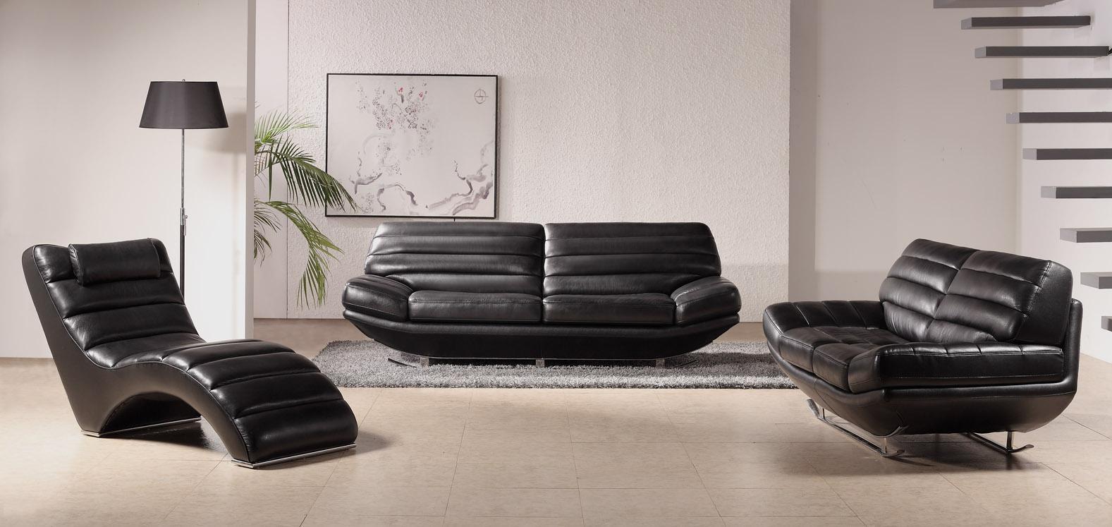 Black Chairs Living Room. black white living room yellow ...