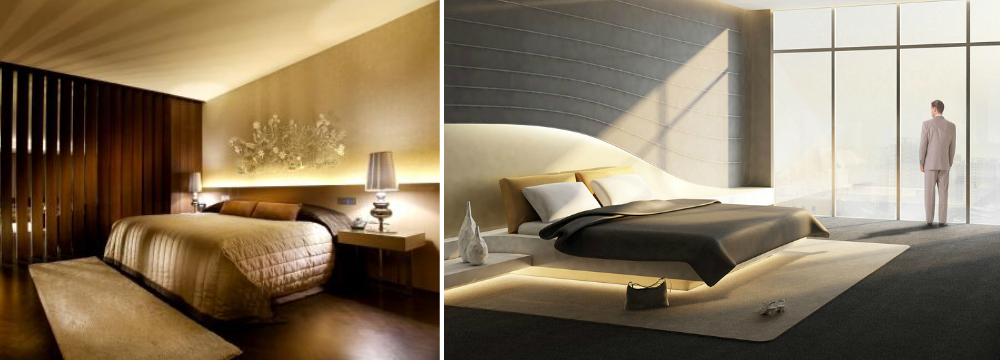 My Decorative Modern Hotel Room