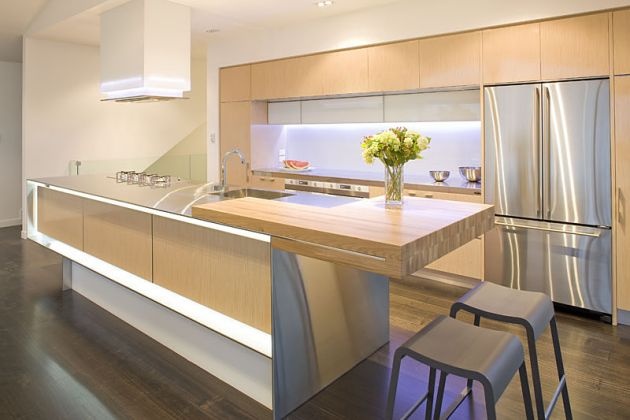 modern kitchen island design ideas