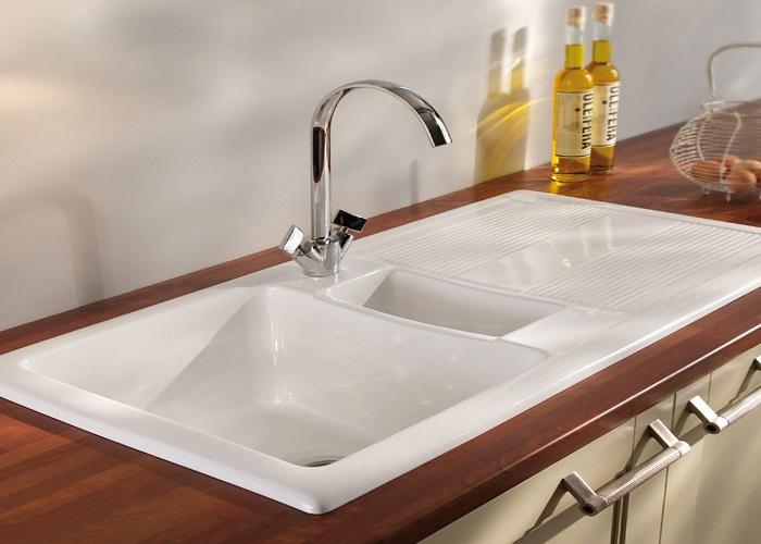 ceramic kitchen sink is a good idea