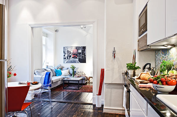 Low-Cost Decorating Ideas For Small Apartments