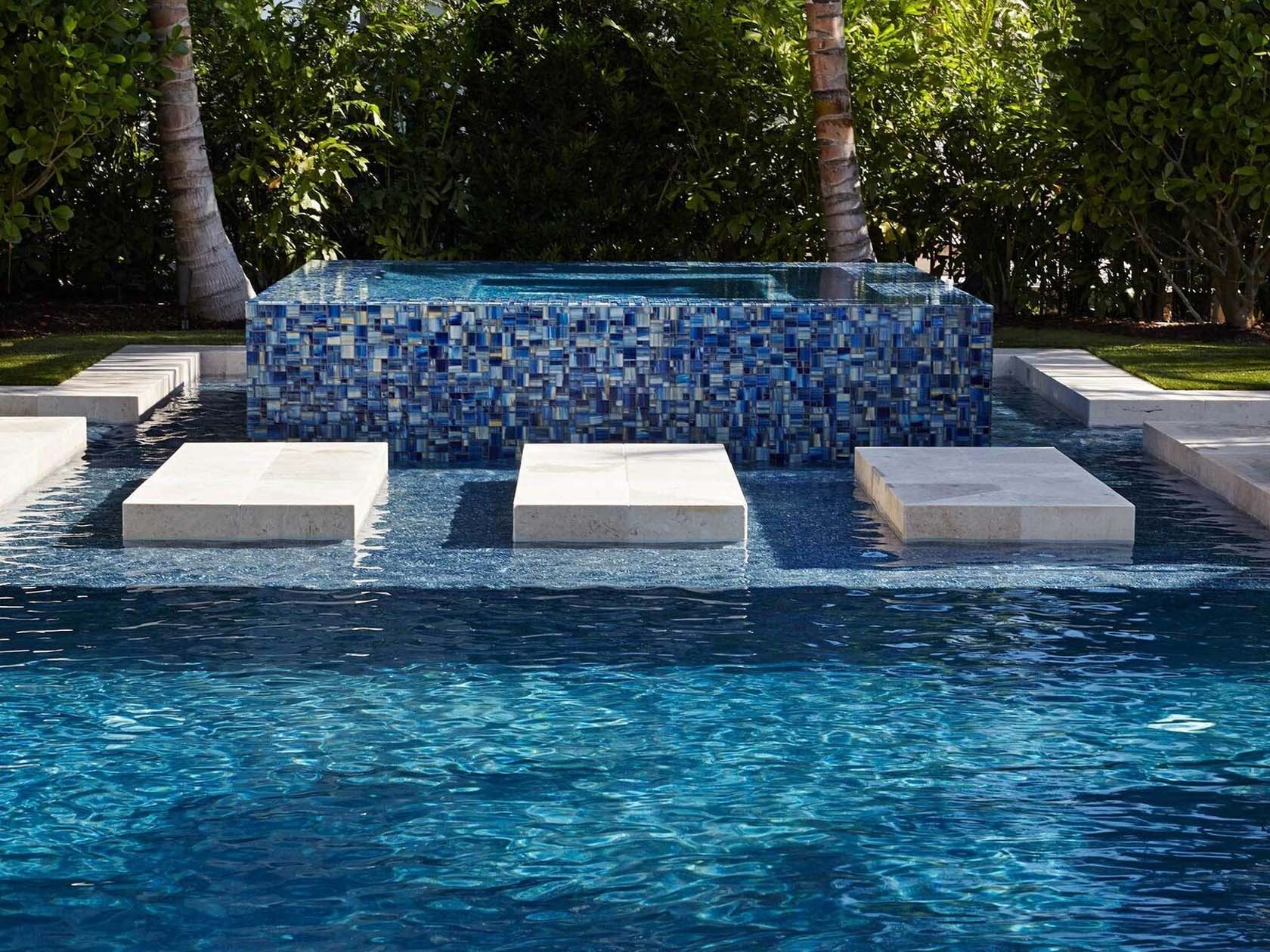 pool plaster vs pool tiles which is
