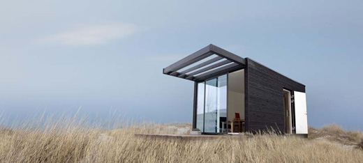 Example of a tiny house