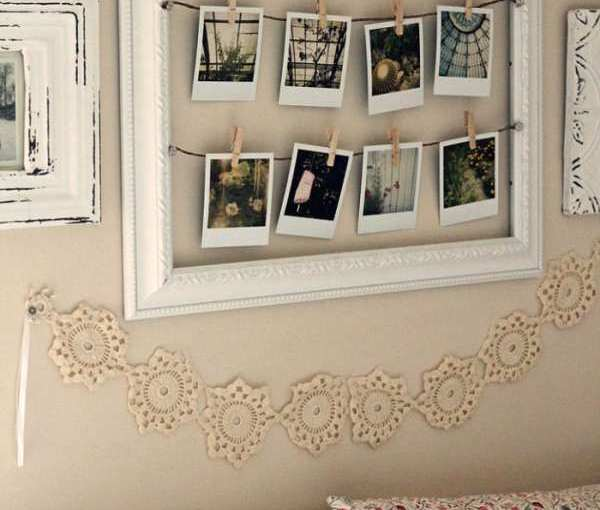 Decor with photos your walls