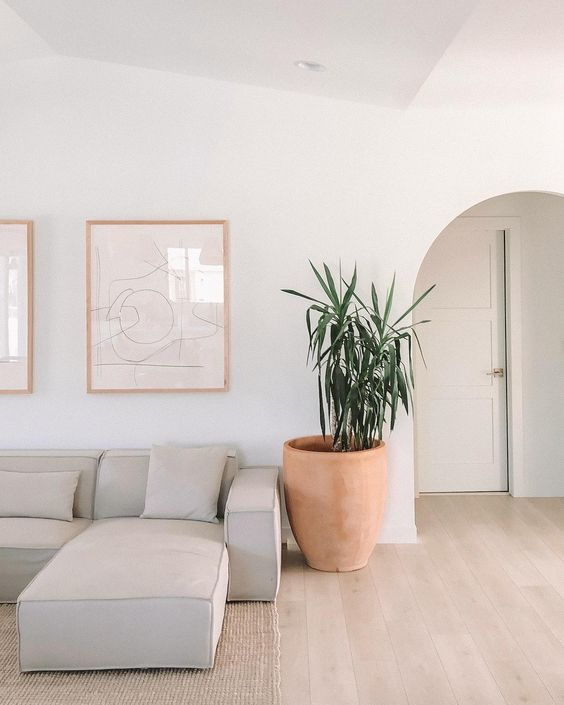 interior design style: minimalist