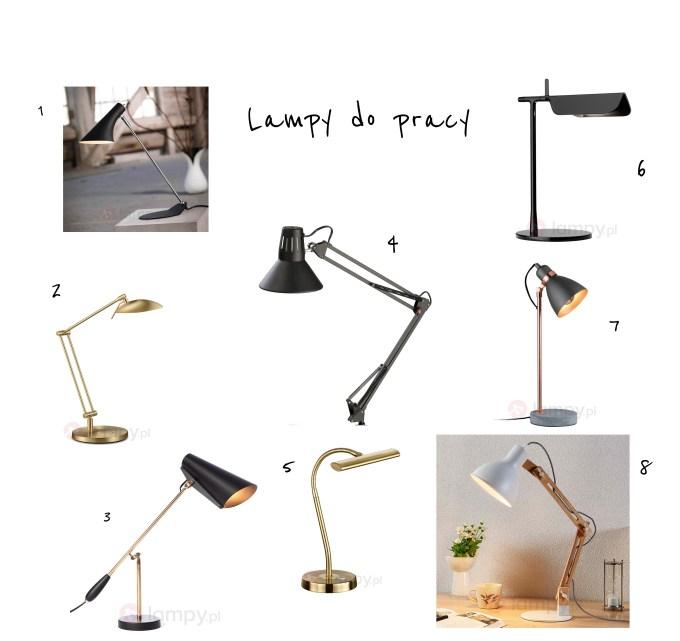 lampy do pracy