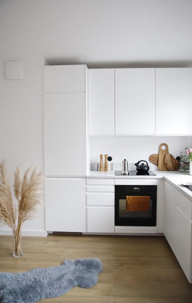 IKEA. Jak urządzić małą kuchnię w bloku
