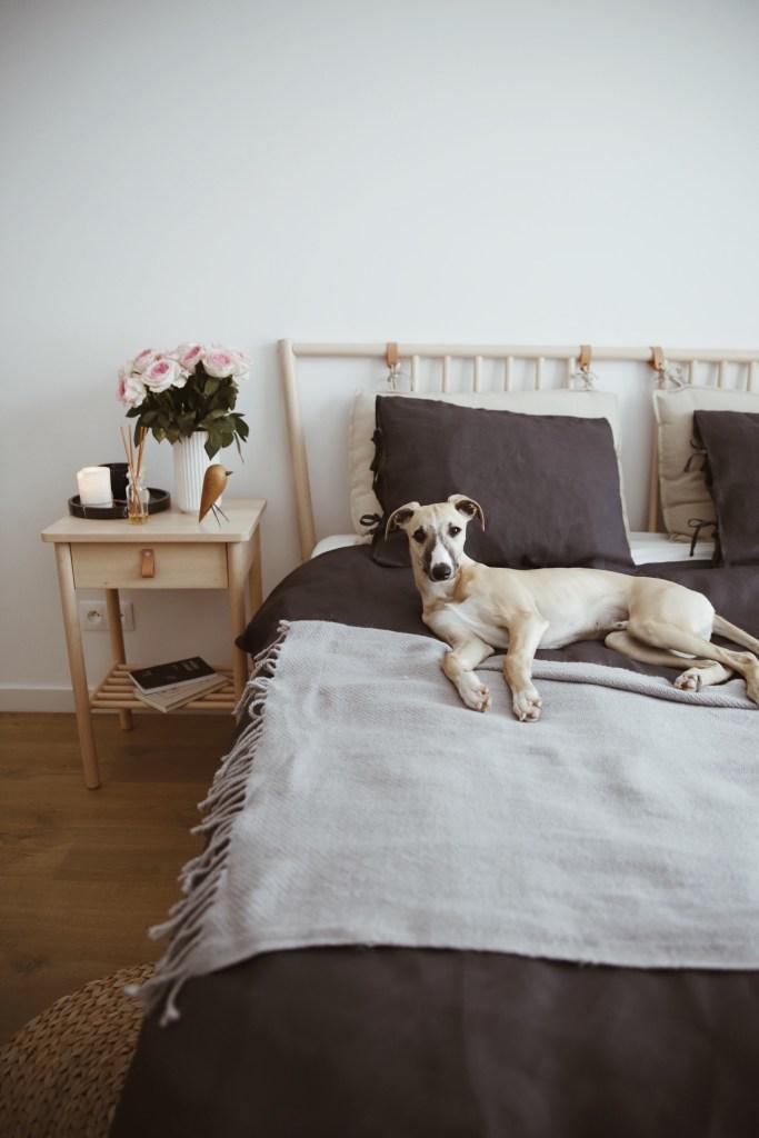 Aranżacja sypialni w stylu wellness