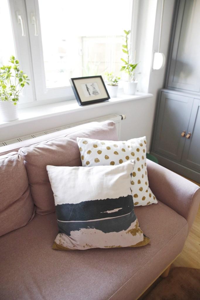 wygodna sofa IKEA