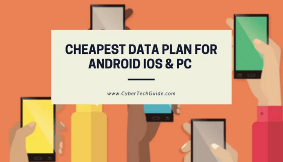 cheap data subscription