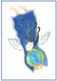 Alzheimer Association holiday card