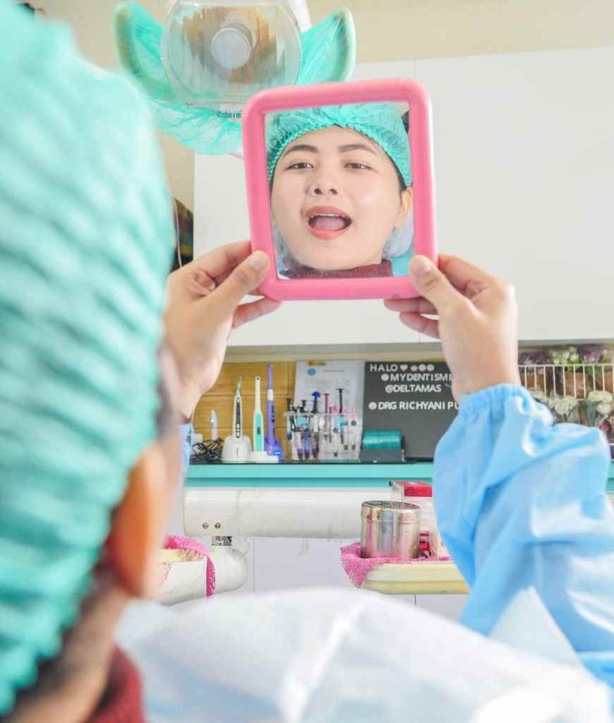 pemeriksaan gigi klinik mydentismile