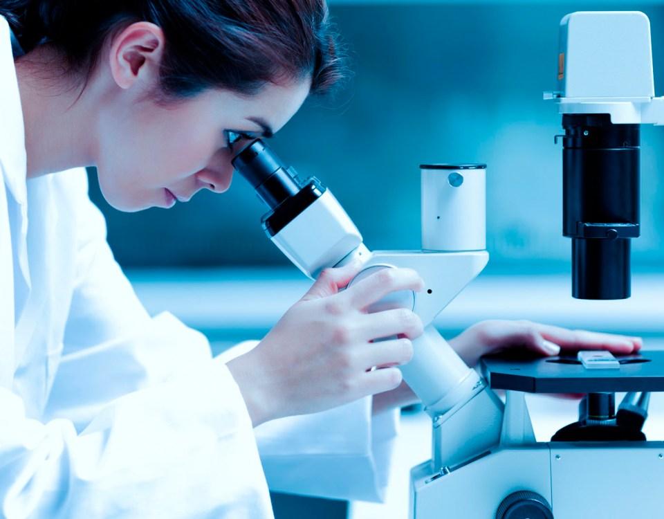 scientist study dentistry
