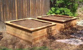 Garden beds - large closer