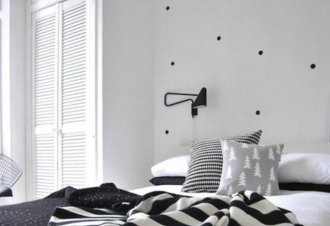 Polka dots decor trend ideas