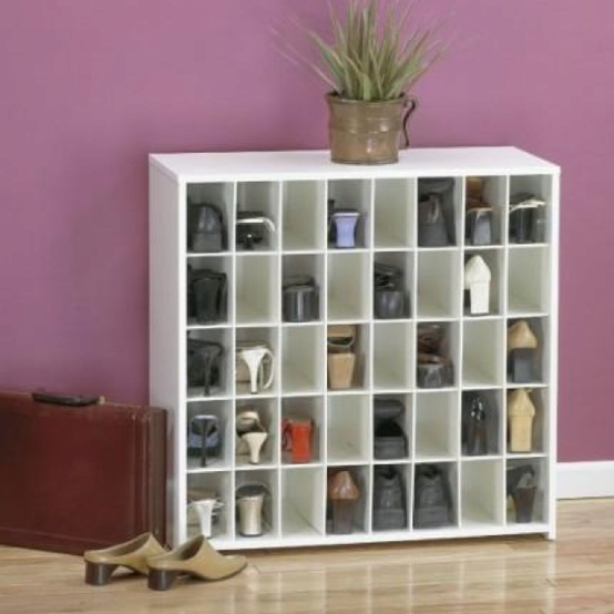 Creative storage ideas for shoes9