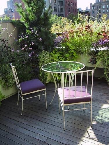 green balcony ideas8