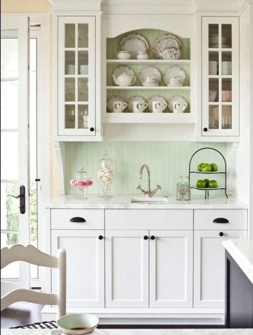 mint kitchen ideas12