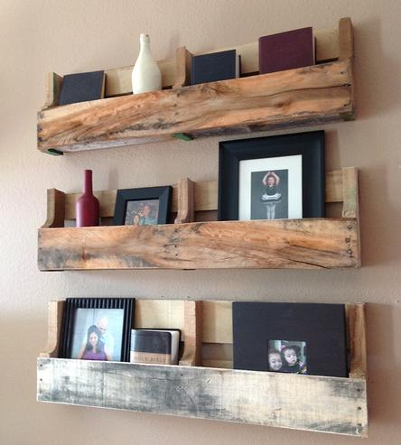 Diy wine racks made from Pallets5