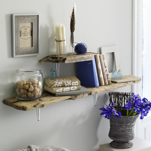 Best Diy Driftwood inspirations rack