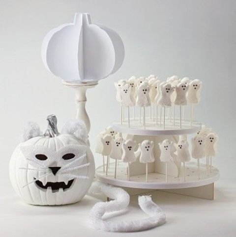 Black and white Halloween ideas27