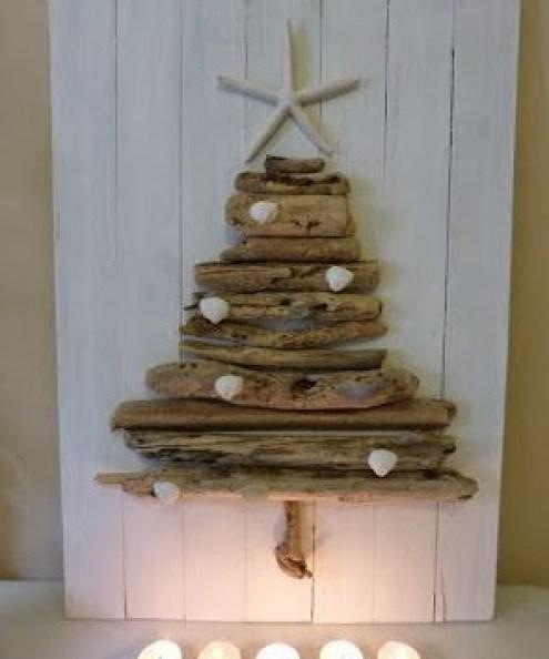 wooden Christmas tree ideas11