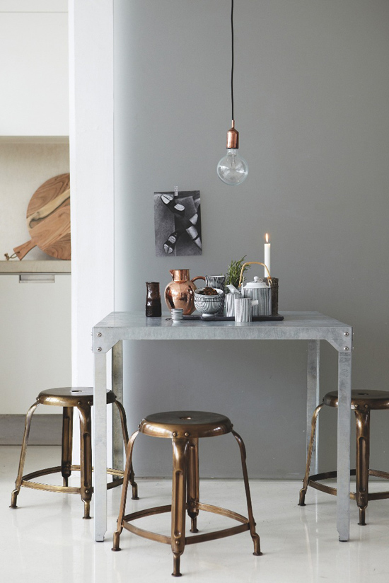 Copper and pink in Scandinavian design8