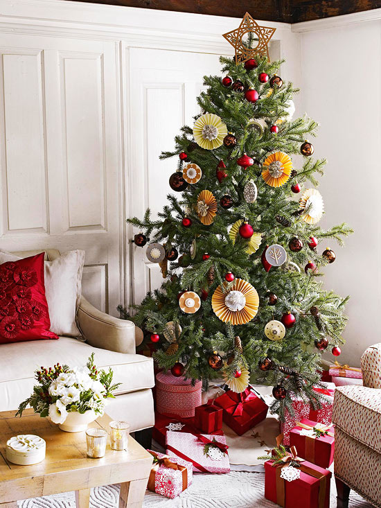inspirational ideas for Christmas tree19
