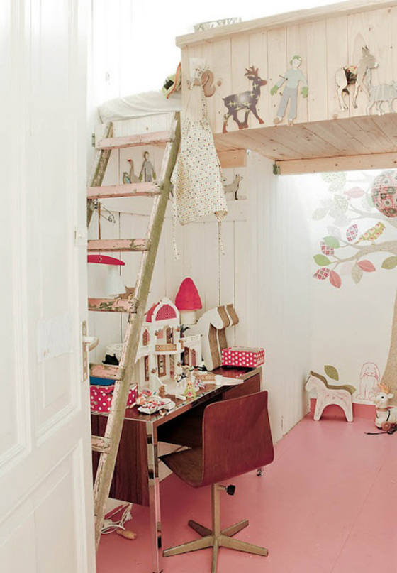 funny children's bedrooms6