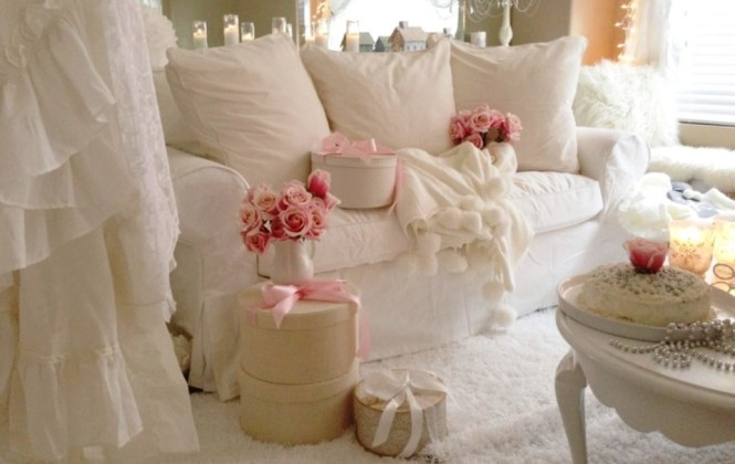 Shabby Chic Style Guide Page 02 Decorating Home Garden