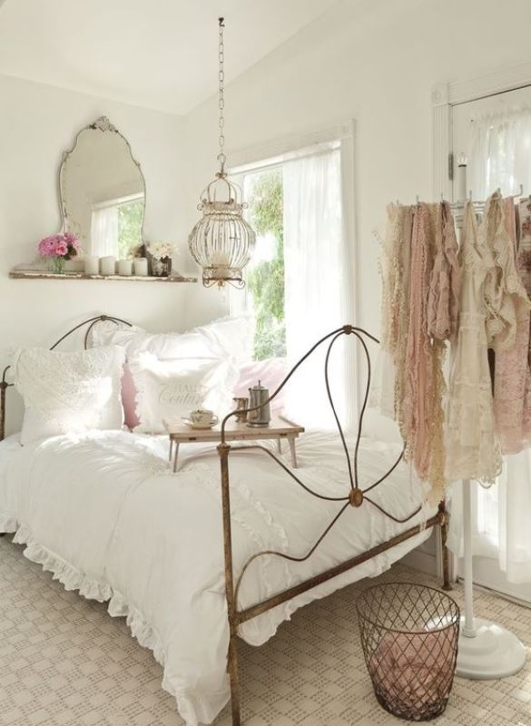 French and Chic home decor ideas10