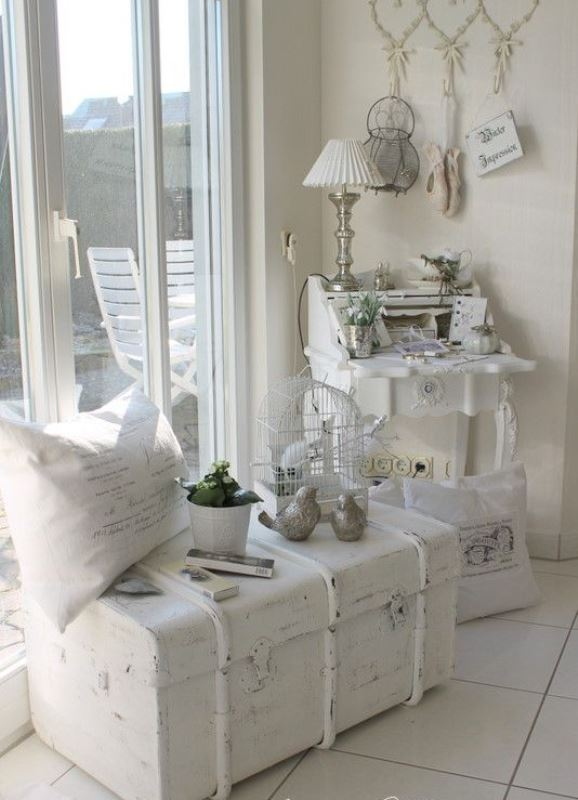 French and Chic home decor ideas6