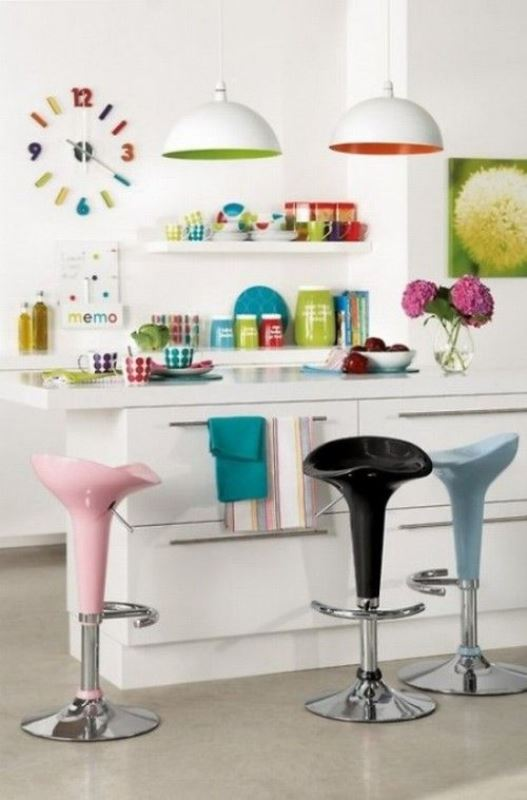 Playful kitchens ideas9