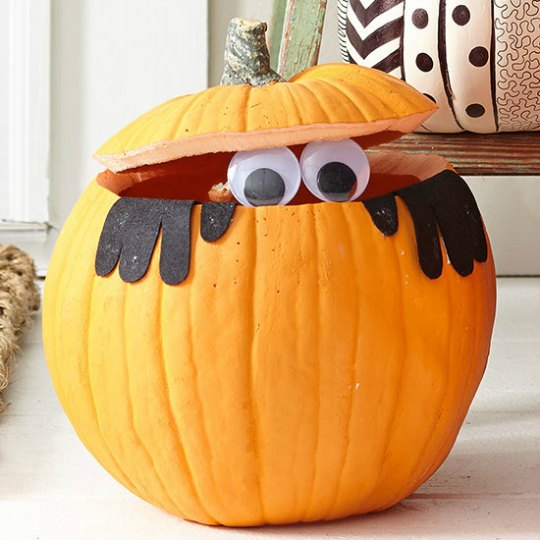 Decorate with pumpkins1