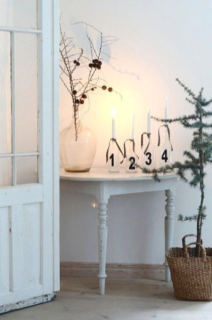 Rustic Crhistmas decor ideas12