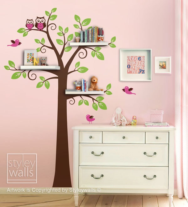 Wall Art ideas for children's rooms15