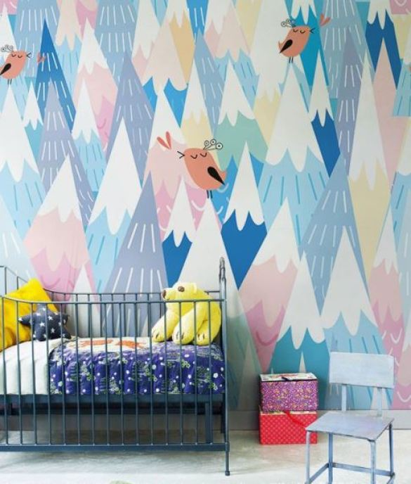 Wall Art ideas for children's rooms3