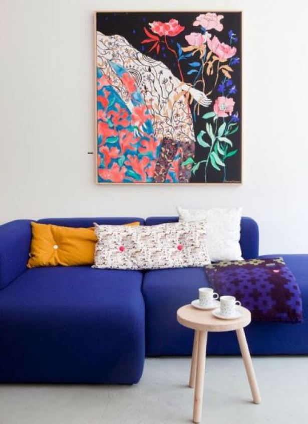Colorful houses ideas for any decor4