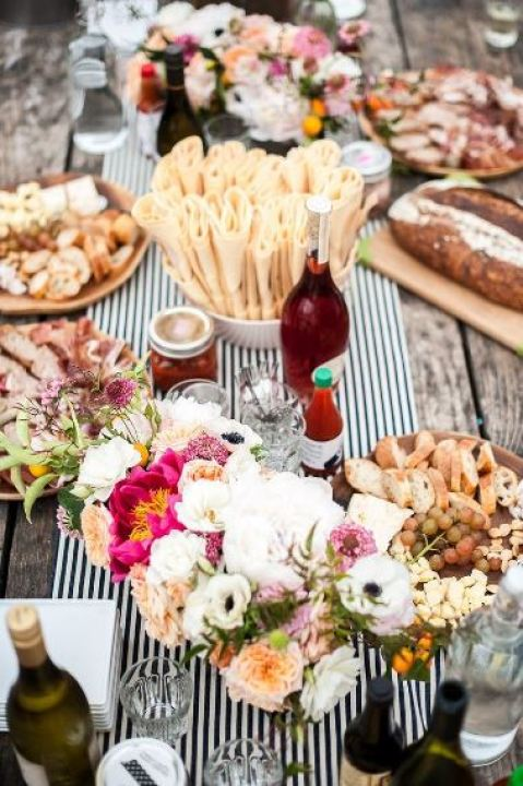 Decor for special summer dinners5