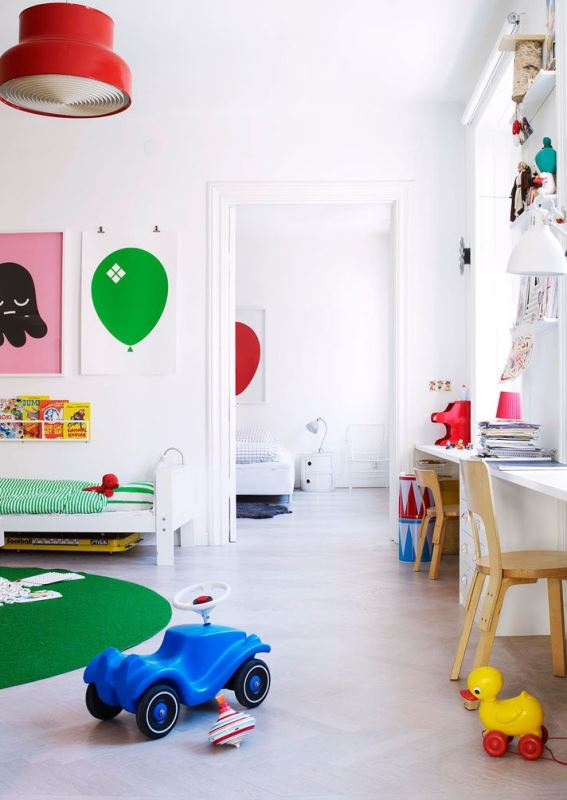 Colorful children's bedrooms1