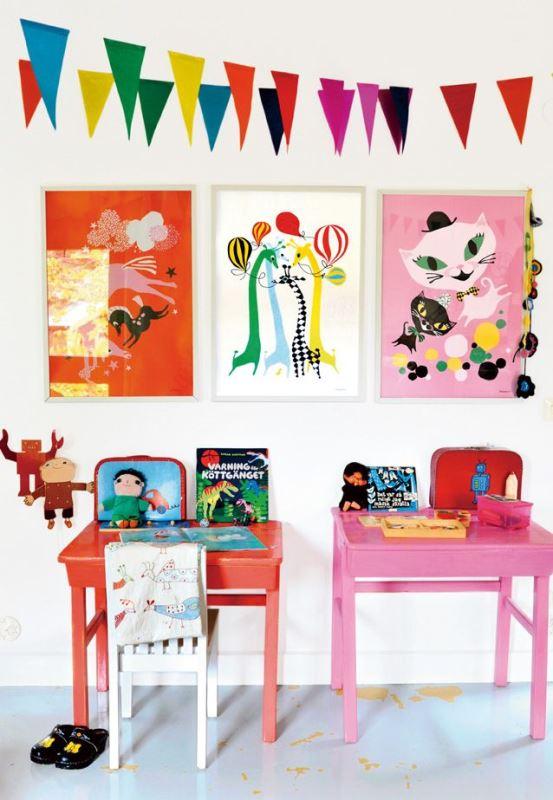 Colorful children's bedrooms17