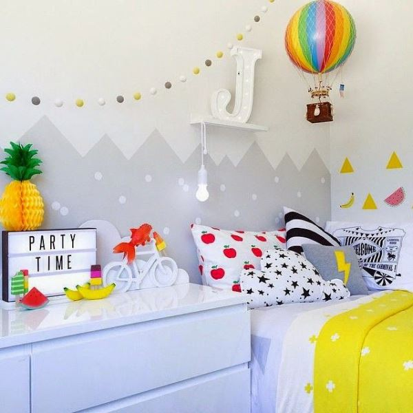 Colorful children's bedrooms9